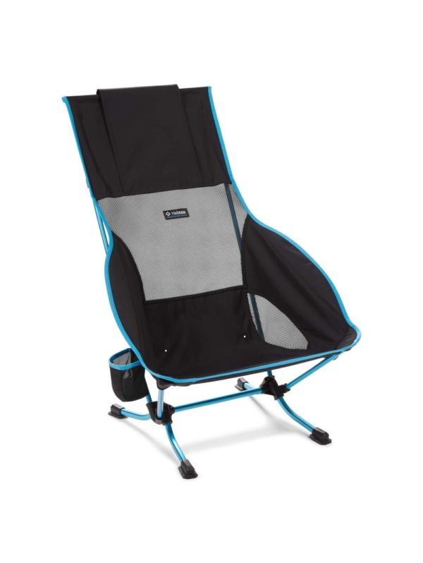 Playa Chair: Blue & Cyan