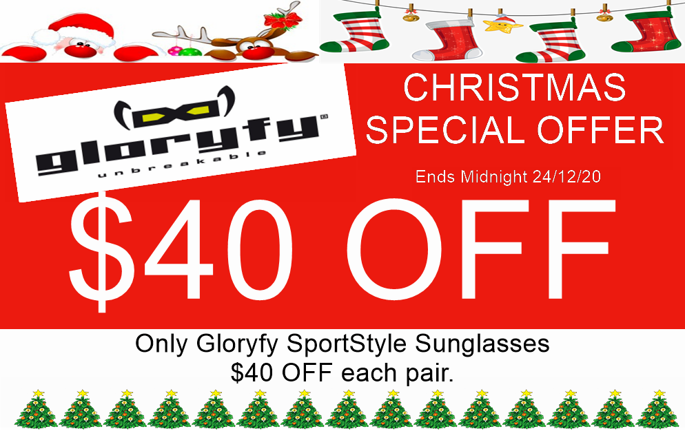 Only Gloryfy Sportstyle Sunglasses Discount $40 off